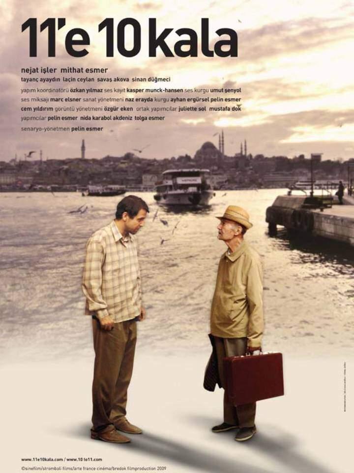11'e 10 Kala Film Afişi